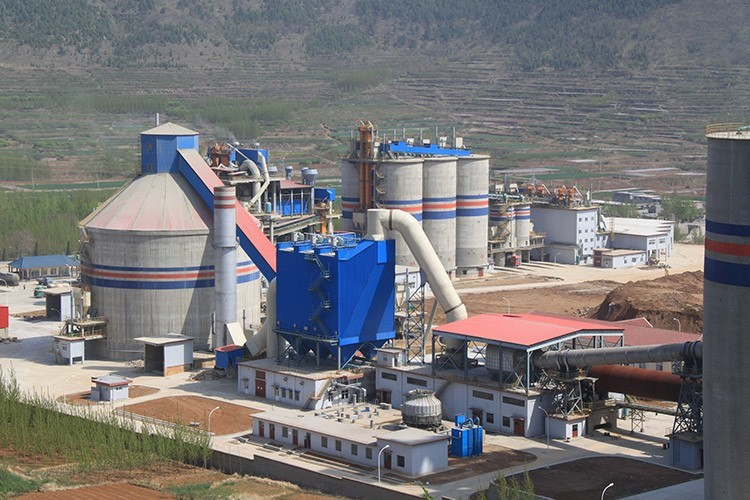 Zao Zhuang Cement Plant