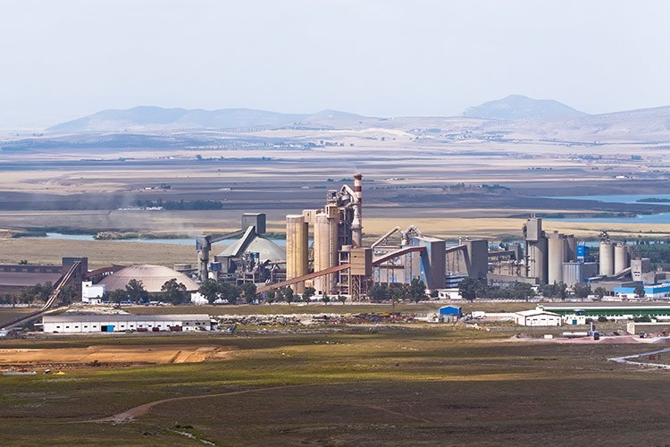 Jbel Oust plant in Tunisia